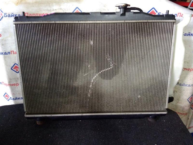 Радиатор двс Honda Edix BE3 K20A