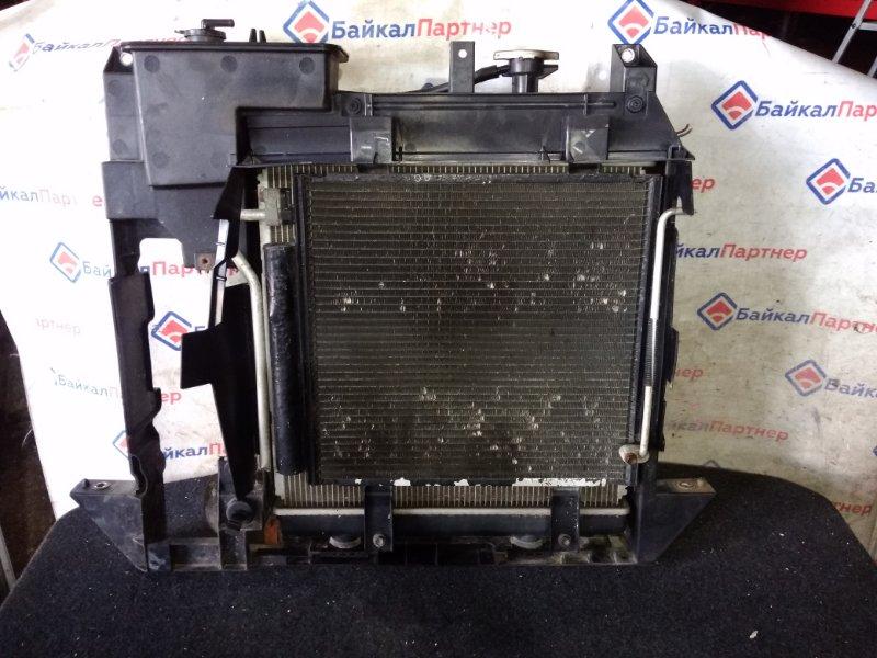Радиатор двс Daihatsu Hijet Cargo S330V