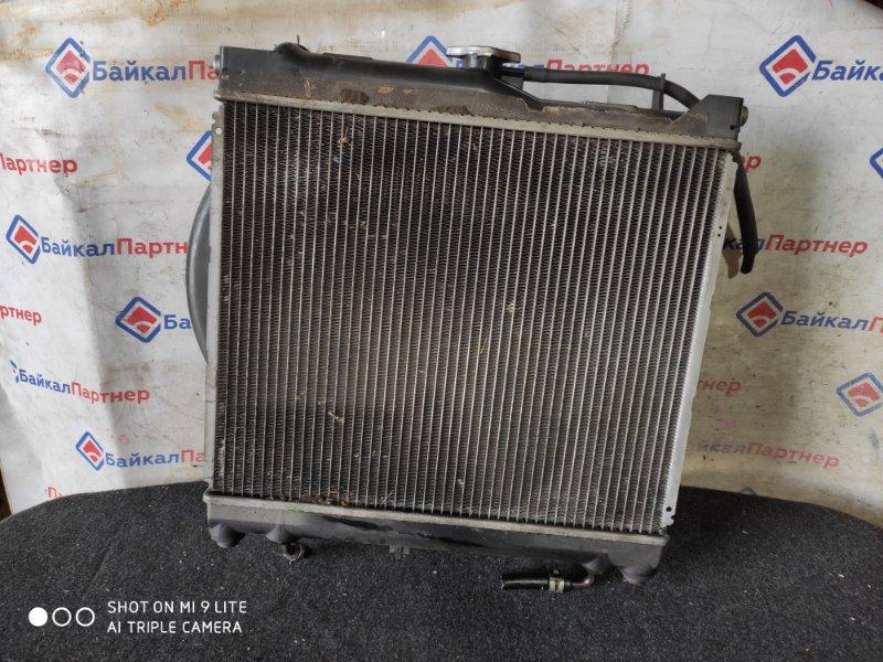 Радиатор двс Suzuki Jimny Wide JB33W G13B