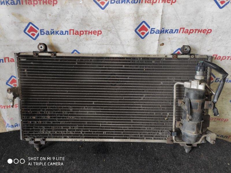 Радиатор кондиционера Toyota Raum EXZ10 5E-FE