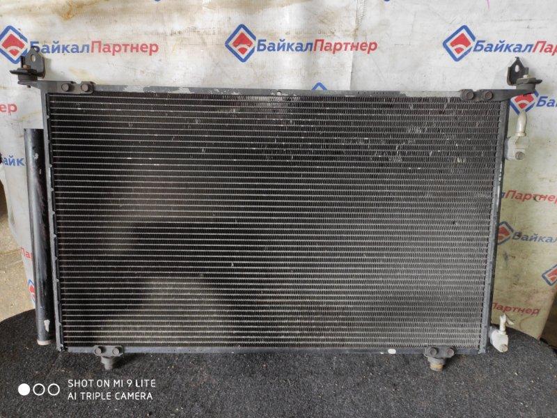 Радиатор кондиционера Honda Step Wagon RF3 K20A