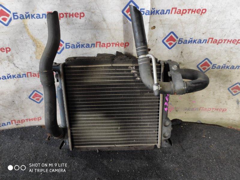 Радиатор двс Nissan Caravan VWME25 ZD30DD