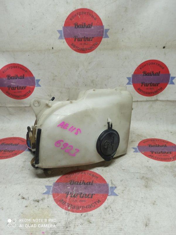 Бачок омывателя Toyota Sprinter Carib AE115G 7A-FE 1996 6923