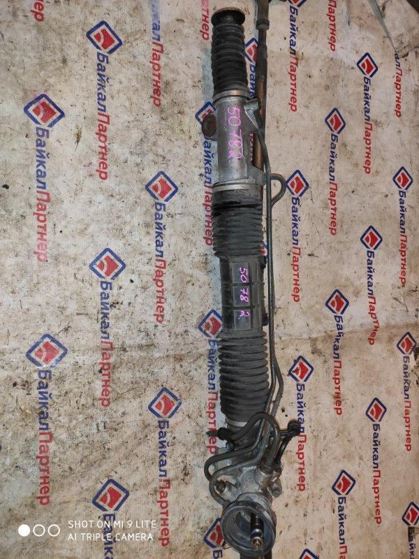 Рулевая рейка Honda Stream RN4 K20A