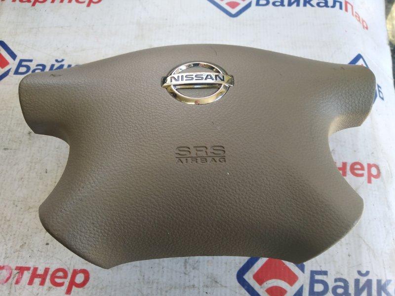 Airbag на руль Nissan Bluebird Sylphy QNG10 QG18DE