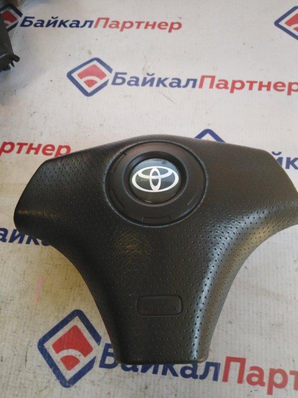 Airbag на руль Toyota Allex NZE121 1NZ-FE
