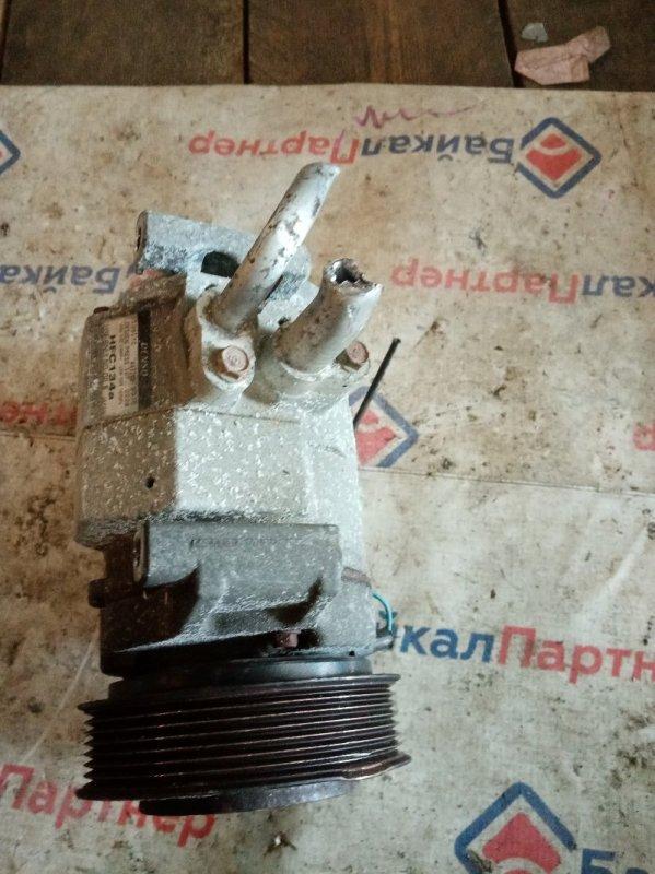 Компрессор кондиционера Honda Edix BE3 K20A 2004 7279