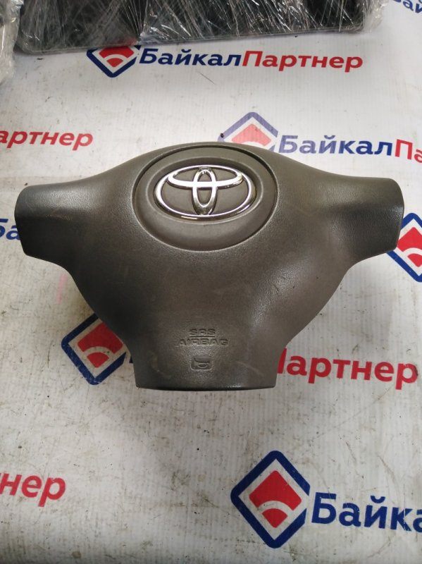 Airbag на руль Toyota Platz NCP16