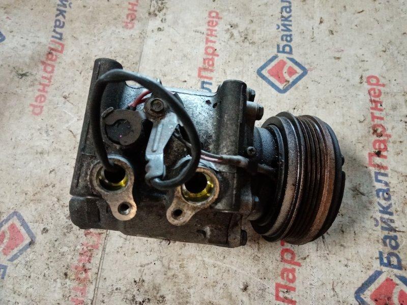 Компрессор кондиционера Honda Capa GA6 D15B 1999 7323