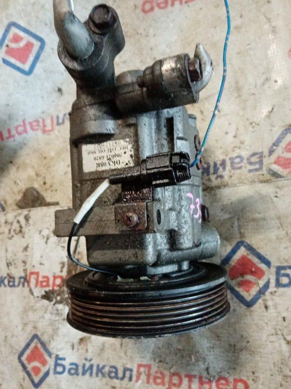 Компрессор кондиционера Nissan Bluebird Sylphy QNG10 QG18DE 2000 7331