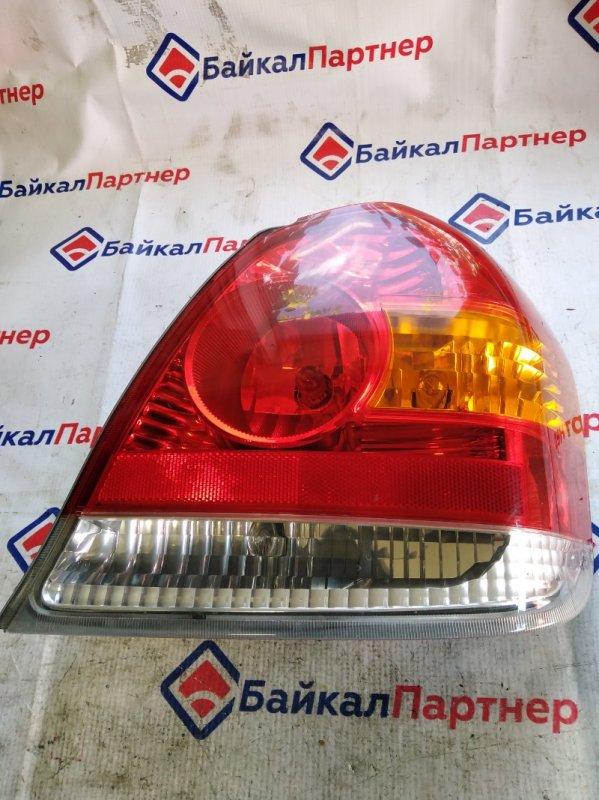 Стоп Toyota Platz NCP16 2003 задний правый 52-071