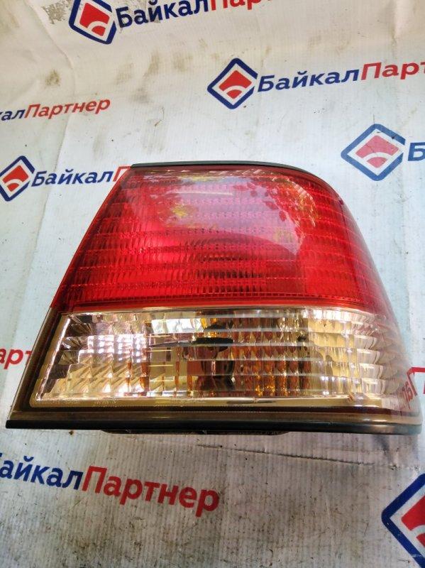 Стоп Nissan Sunny FNB15 QG15DE задний правый 74-51