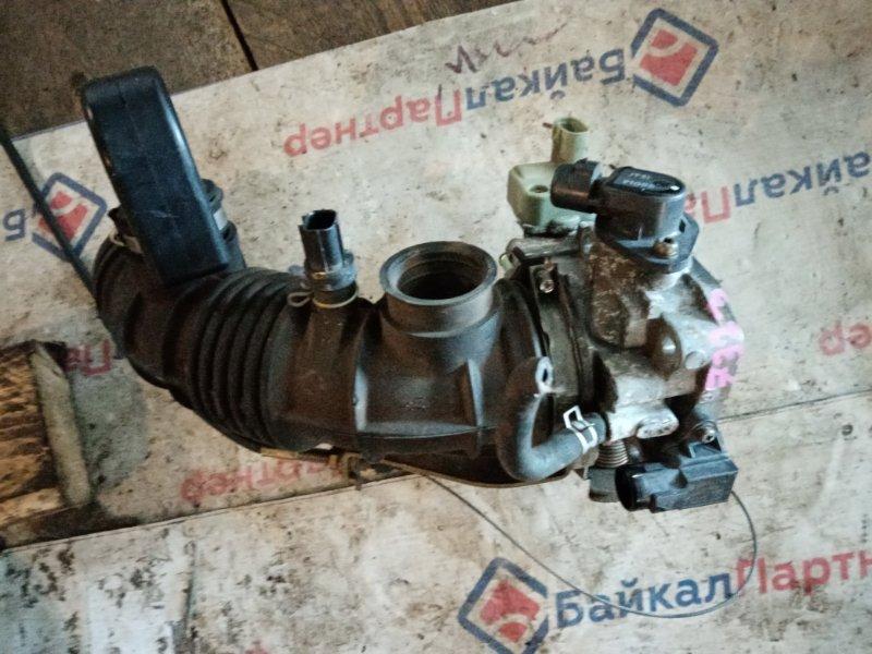 Заслонка дроссельная Honda Capa GA6 D15B 1999 7323