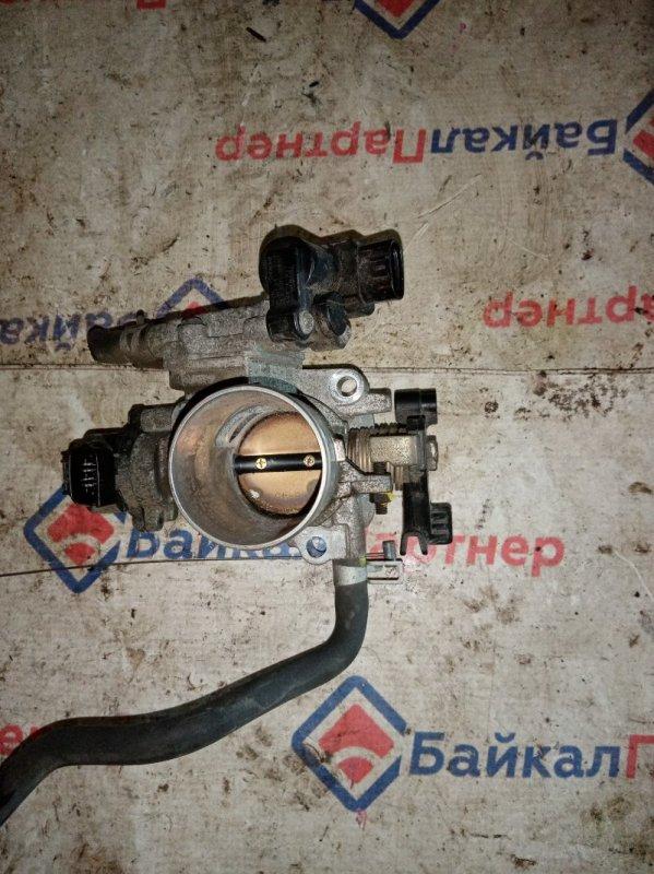 Заслонка дроссельная Toyota Funcargo NCP21 1NZ-FE 2003 7233