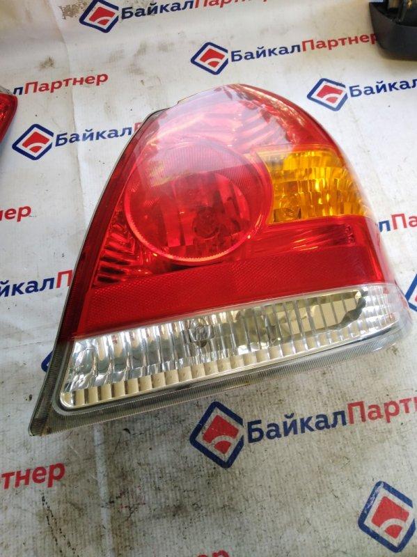 Стоп Toyota Platz NCP12 1NZ-FE 2003 задний правый 52-071