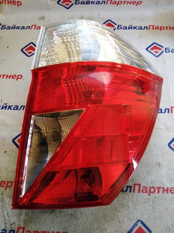 Стоп Honda Edix BE3 K20A задний правый 49-90
