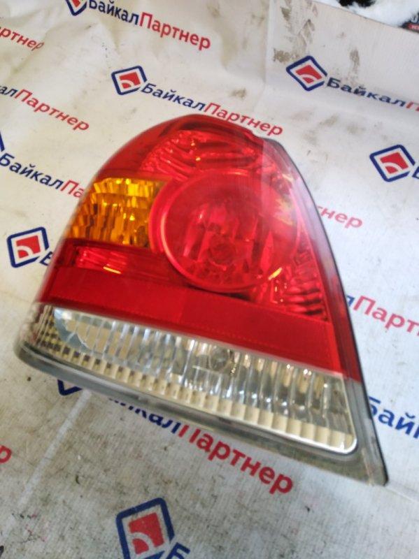 Стоп Toyota Platz NCP12 1NZ-FE 2003 задний левый 52-071