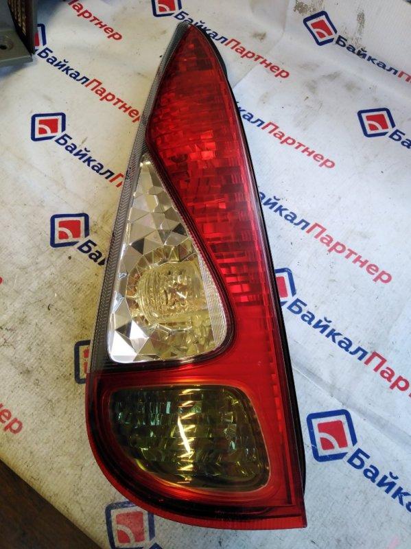Стоп Toyota Funcargo NCP25 2003 задний левый 52-091