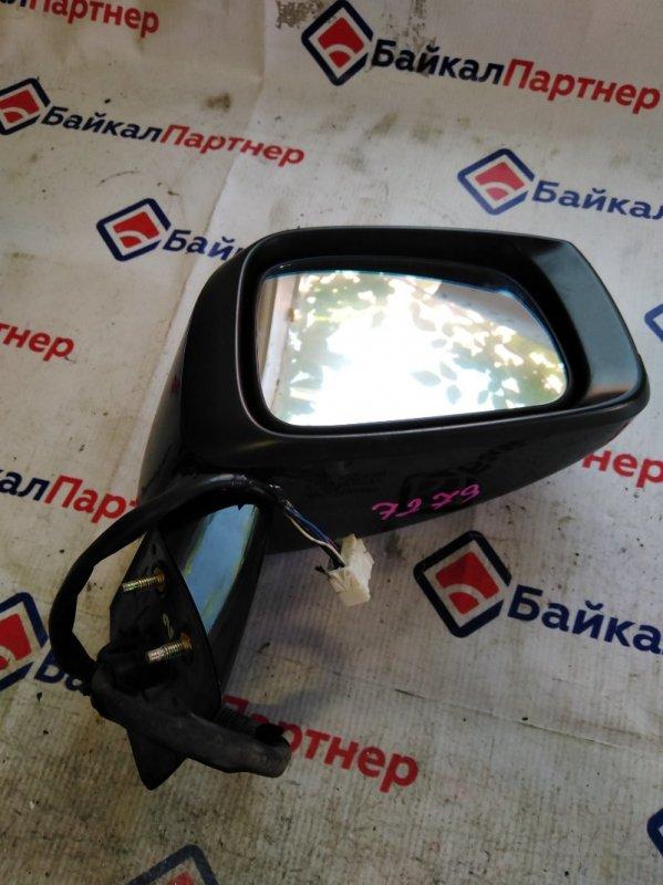 Зеркало Honda Edix BE3 K20A переднее правое