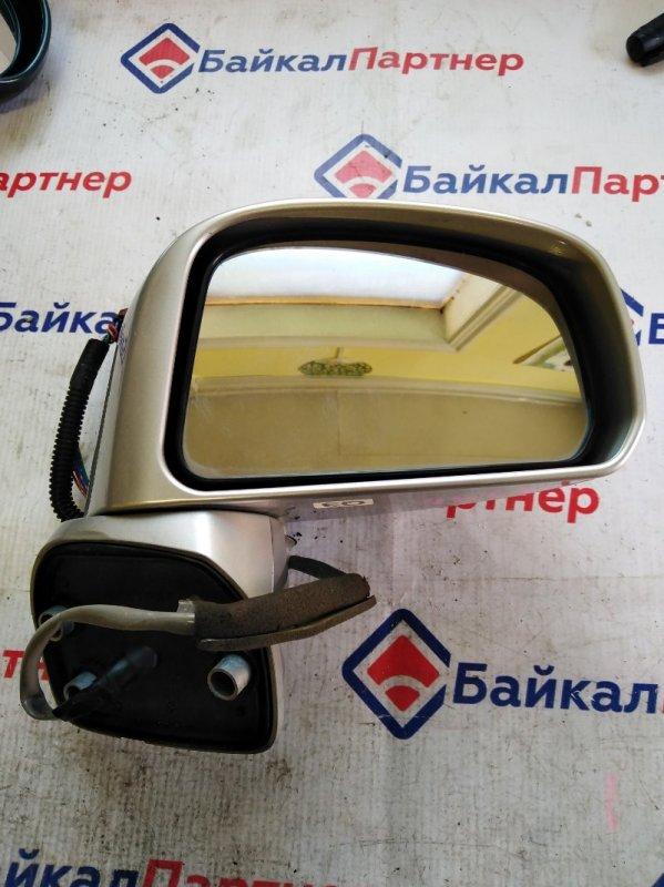 Зеркало Nissan Tiida C11 HR15DE переднее правое