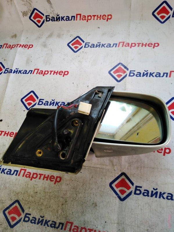 Зеркало Toyota Opa ZCT10 1ZZ-FE переднее правое