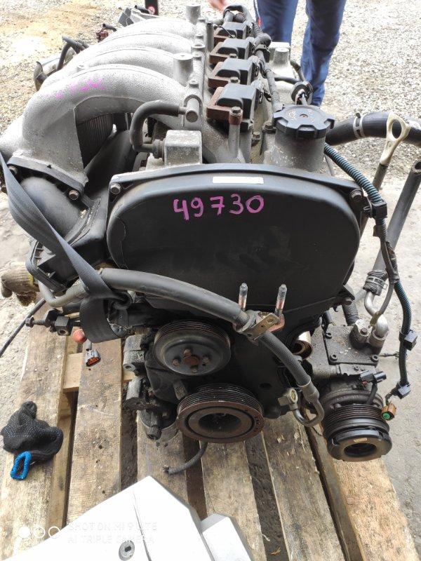 Двигатель Mitsubishi Chariot Grandis N94W 4G64