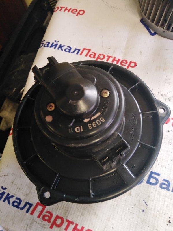 Мотор печки Mazda Mpv LW5W