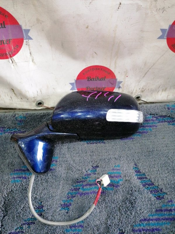 Зеркало Toyota Blade AZE154H 2007 переднее левое 7141
