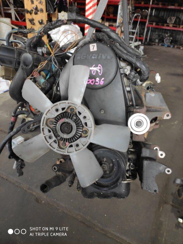 Двигатель Suzuki Jimny Wide JB33W G13B