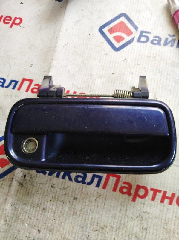 Ручка двери Toyota Hilux Surf RZN185W 3RZ-FE 1997 передняя правая