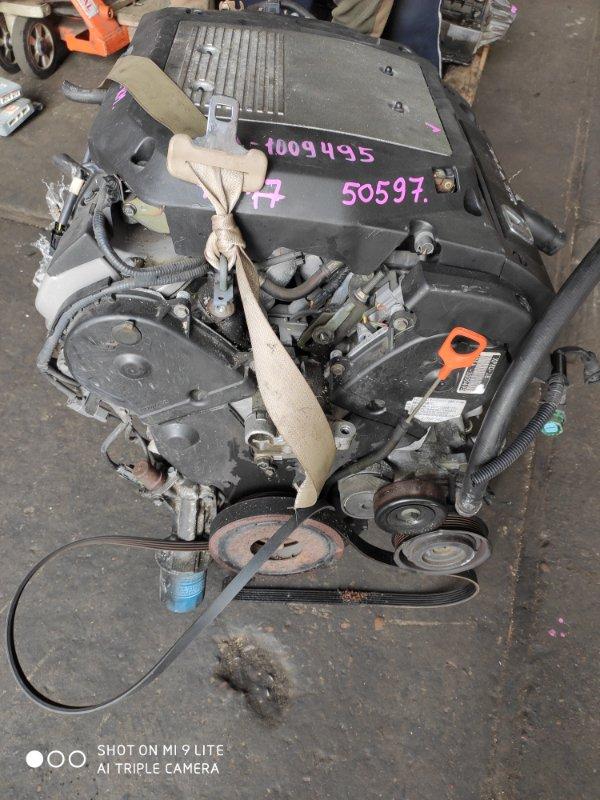Двигатель Honda Inspire UA4 J25A