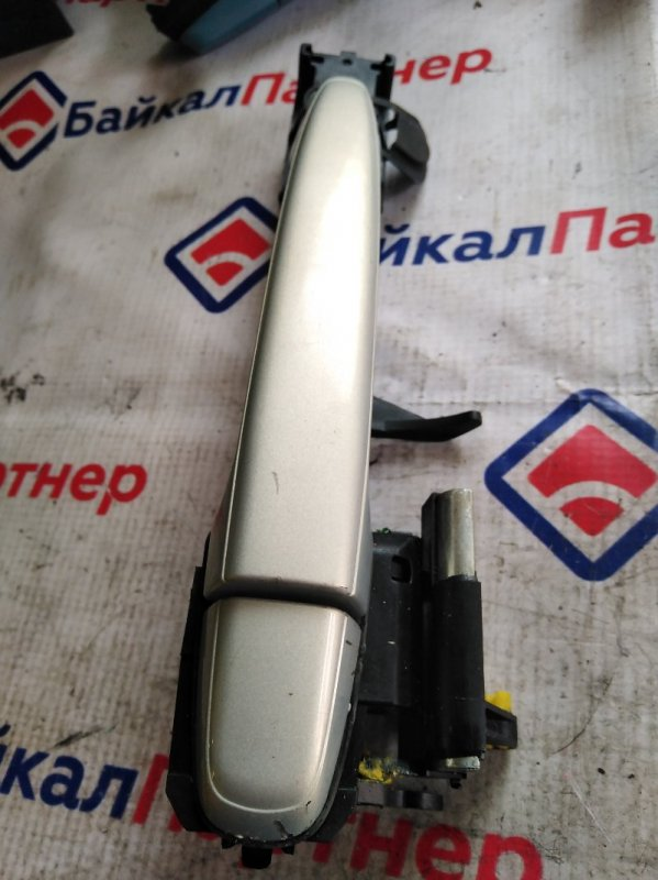 Ручка двери Toyota Raum NCZ25 1NZ-FE задняя правая