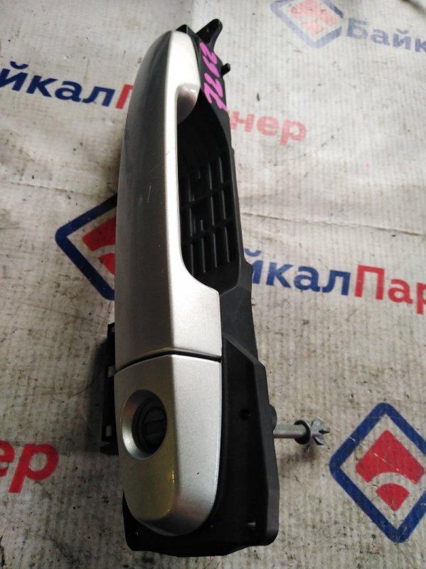 Ручка двери Toyota Allion ZZT245 1ZZ-FE передняя правая