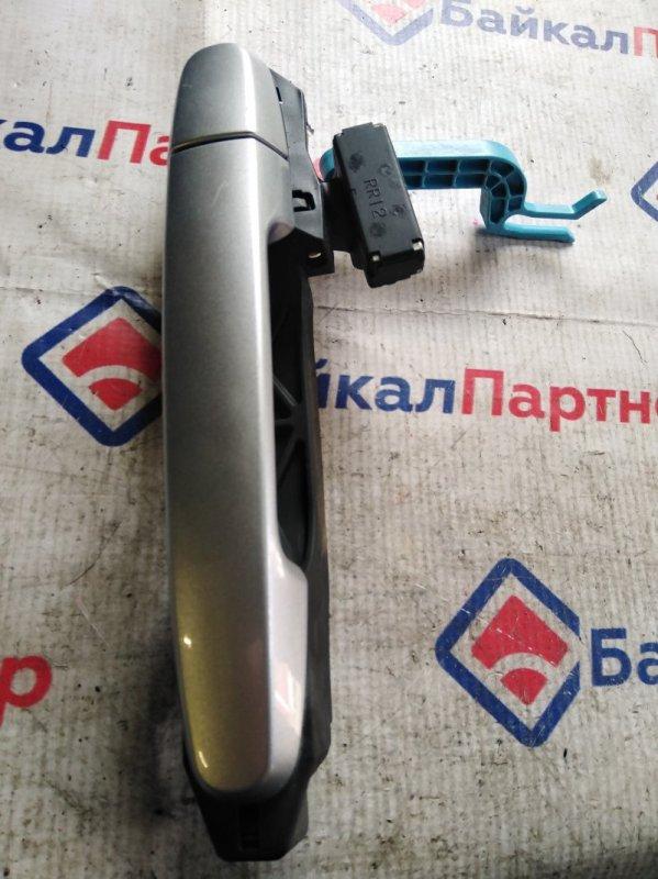 Ручка двери Toyota Passo KGC10 1KR-FE задняя правая