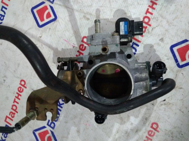 Заслонка дроссельная Honda Inspire UA4 J25A 2001 7317
