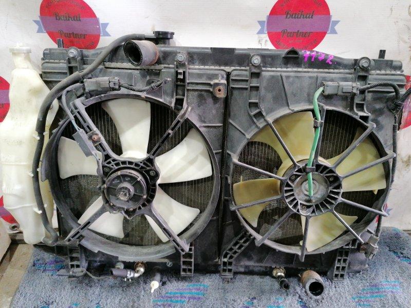 Радиатор двс Honda Edix BE4 K20A 7172