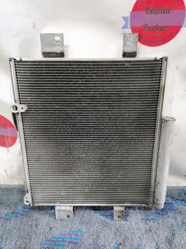 Радиатор кондиционера Toyota Bb QNC21 3SZ-VE 2005 7133