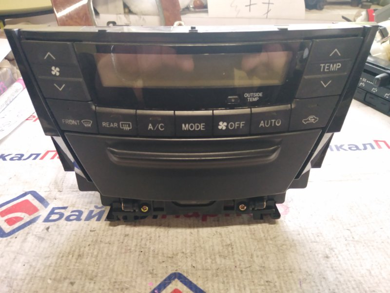 Климат-контроль Toyota Caldina AZT241W 1AZ-FSE