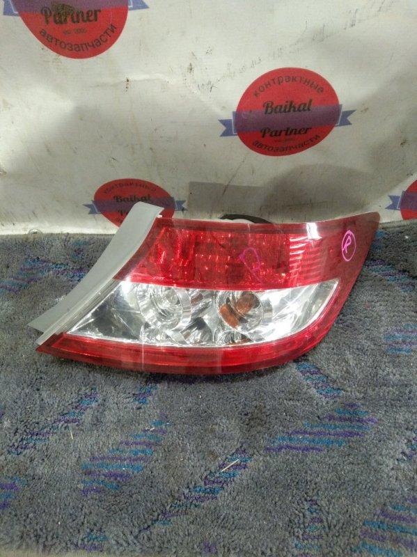 Стоп Honda Fit Aria GD6 L13A 2008 задний правый p3023