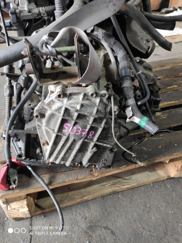Акпп Toyota Vista ZZV50 1ZZ-FE