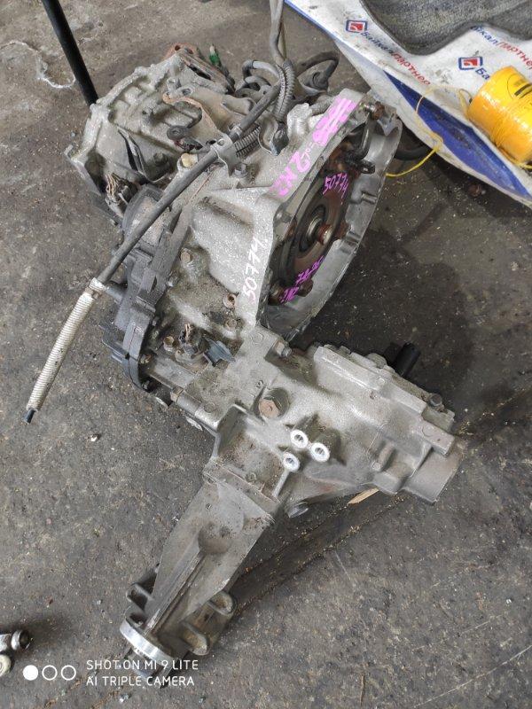 Акпп Toyota Platz NCP16 2NZ-FE