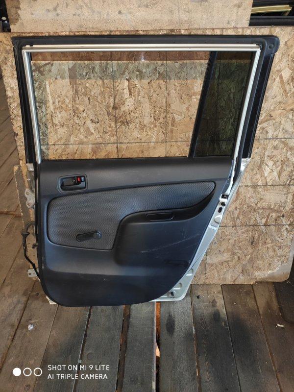 Дверь Toyota Succeed NCP51V задняя правая