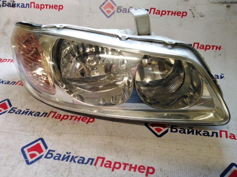Фара Nissan Bluebird Sylphy QNG10 QG18DE передняя правая 17-23