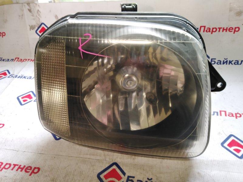 Фара Suzuki Jimni Wide JB33W G13B 1998 передняя правая 100-32081