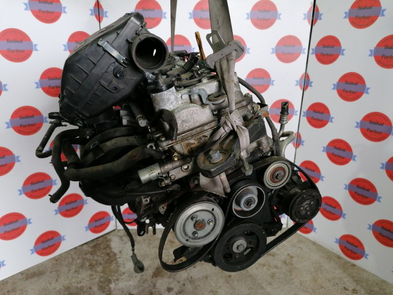 Двигатель Toyota Bb QNC21 3SZ-VE 2005 7133