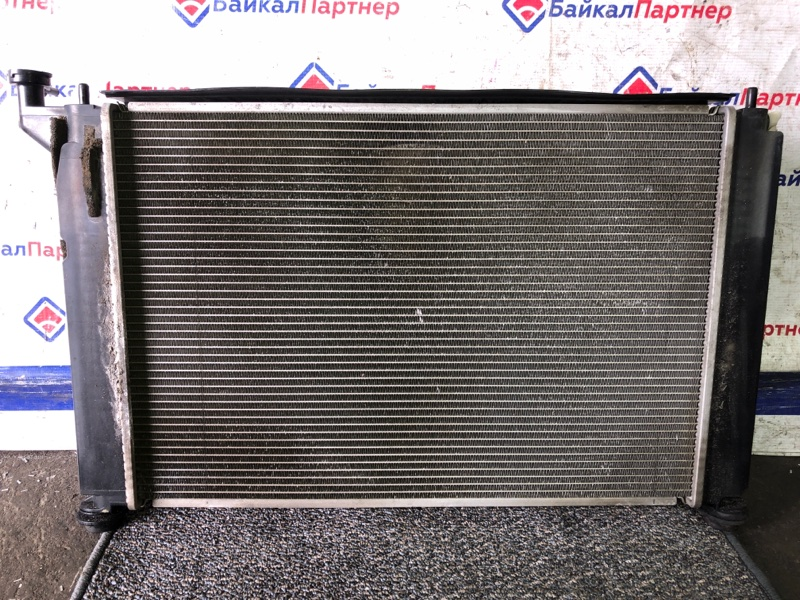 Радиатор двс Toyota Allion NZT240