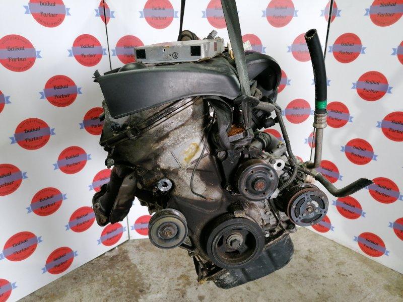 Двигатель Toyota Corolla Runx ZZE122 1ZZ-FE 2005 7171