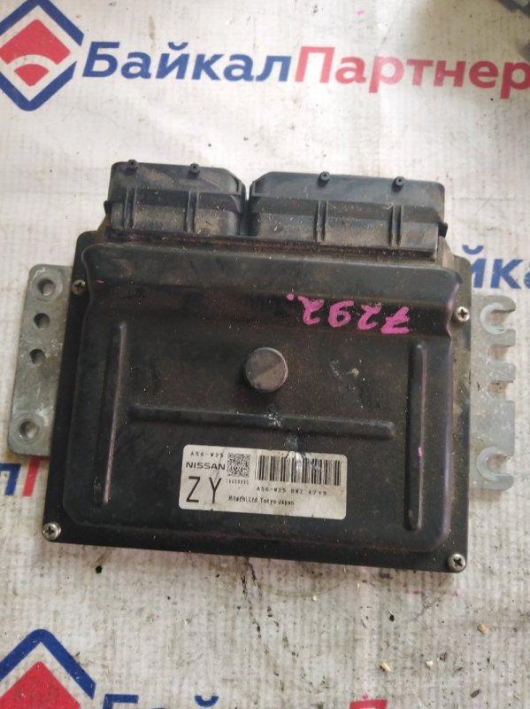 Блок efi Nissan QG15DE A56-W25