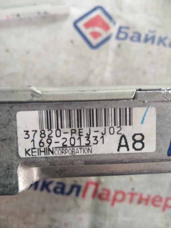 Блок efi Honda D15B 37820-PEJ-J02