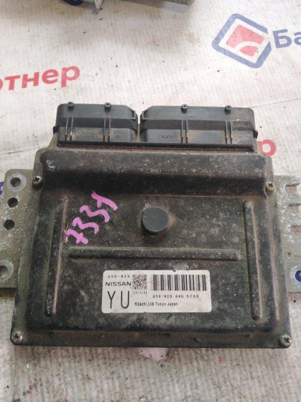 Блок efi Nissan QG18DE A56-W29